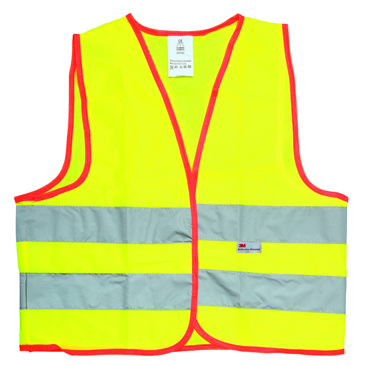 Reflective vest for kids